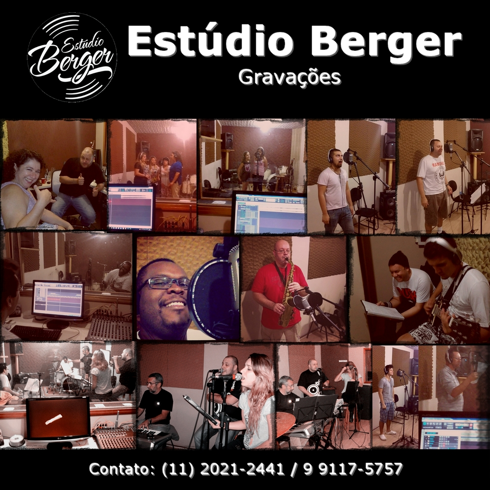 Capa Album Estudio Berger1