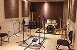 Estúdio de música na Vila Prudente